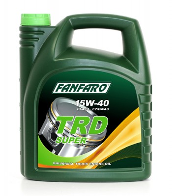 FANFARO TRD SUPER 15W-40